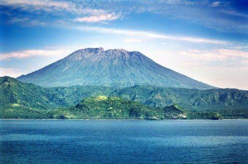 Mount Agung - Volcano in Bali:
