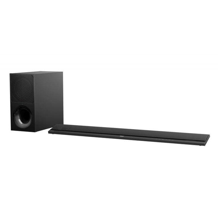 Sony HT-CT800  Description: Sony HT-CT800: 2.1-kanaals Soundbar met Wifi/Bluetooth-technologie Met de Sony HT-CT800 ben je verzekerd van kristalhelder geluid bij jouw favoriete film of muziek. De Virtual Surround Sound zorgt namelijk voor geluidskwaliteit op bioscoopniveau. Aan beide zijkanten van de HT-CT800 zitten drivers die zorgen voor een exacte geluidsweergave heldere middentonen en hoge boventonen. De draadloze subwoofer zorgt voor diepe lage ondertonen en dit alles bij elkaar zorgt…