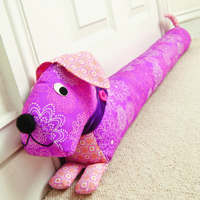 Dog draught excluder sewing pattern : Online Discounts