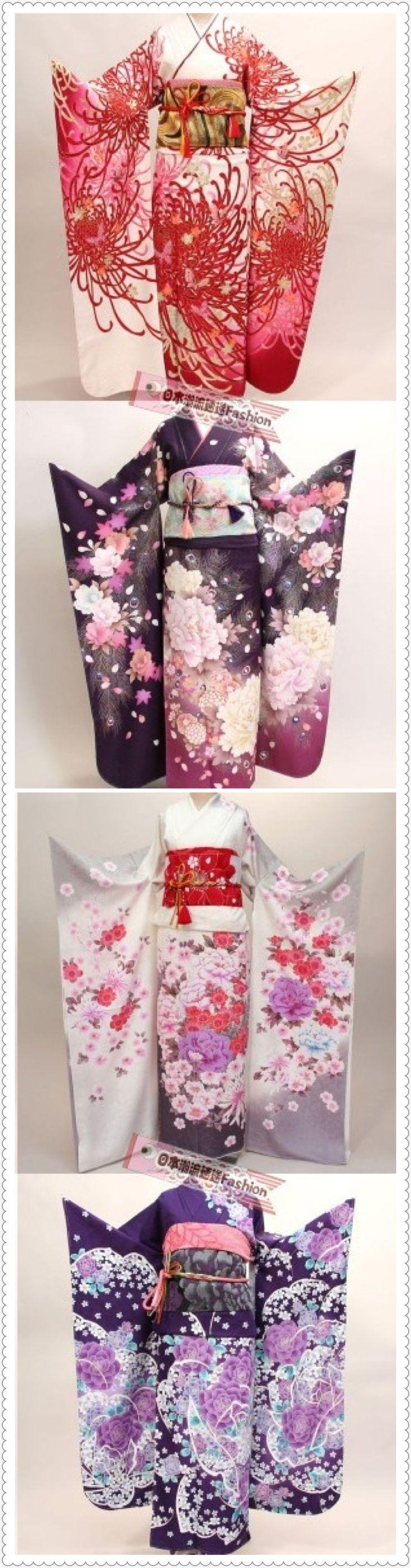 ~Japanese Kimonos | House of Beccaria#