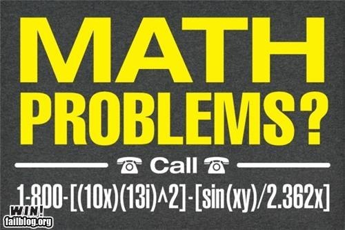 I know enough math to balance a checkbook...which is now obsolete.: Nerd, Math Problems, Quote, Math Humor, Funny Stuff, Funnies, Math Jokes