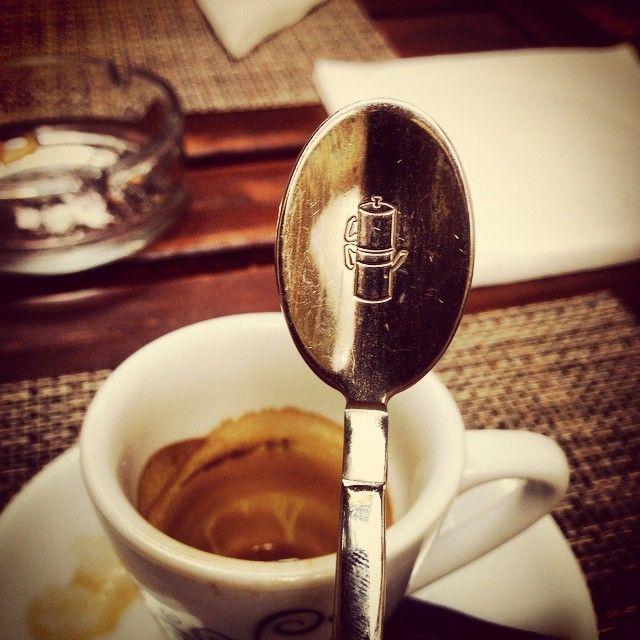 Un cucchiaino particolare #rome #italy #roma #italia #castropretorio