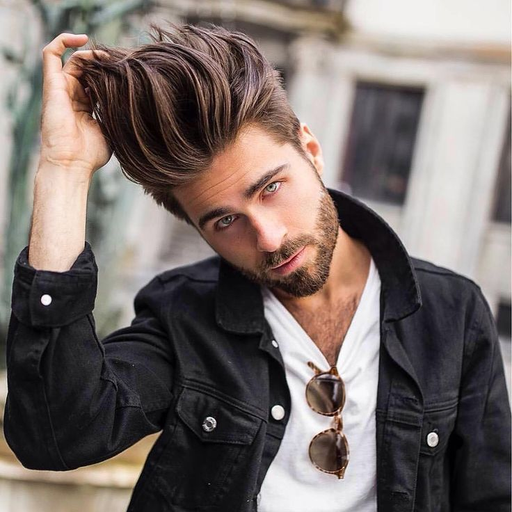 Best hair styles for that man in your life