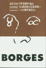 Okładka - Borges