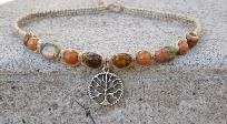 Soulful Tree of Life Hemp NecklaceLife Hemp, Trees Of Life, Soul Trees, Tree Of Life