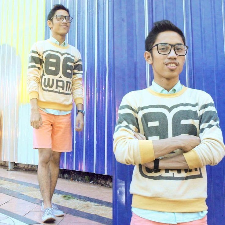 HAPPY OUTSIDE (by Rizky Hafizan)GET ME HERE:  BLOG    TUMBLR    #RizkyHafizan #MRHLS #lookbook #style #Indonesian #Blogger