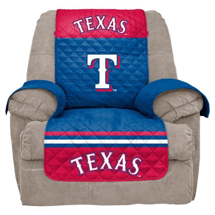 MLB Texas Rangers Recliner Slipcover, Durable