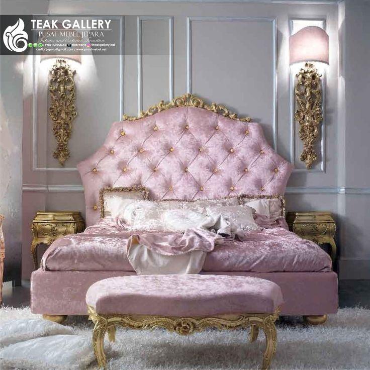 http://www.pusatmebel.net/tempat-tidur-pengantin-mewah-emas-pink.html