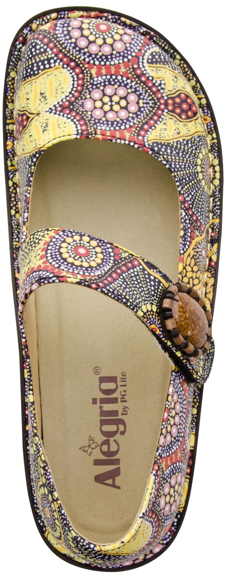 Buy the Alegria Paloma Print casual shoe at PlanetShoes.com. Discover Alegria shoes ergonomically developed to provide maximum support and unparalleled comfort with your style in mind at PlanetShoes.com, your trusted source for feel-good footwear, with free shipping & returns! (Medieval)