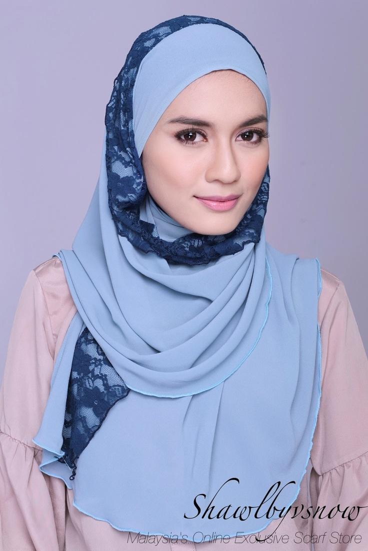Shawlbyvsnow : Malaysia's Online Exclusive Scarf Store: VS Ammara Scarf