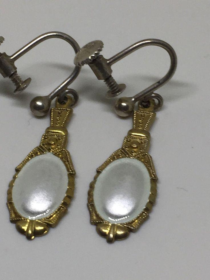 Jan Balerud Sterling Silver enamel earrings Norway Norwegian