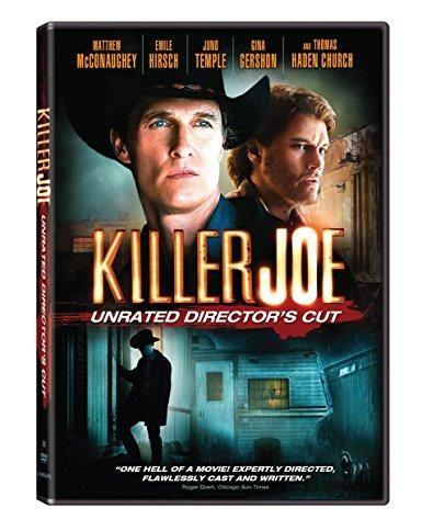 Matthew McConaughey & Emile Hirsch & William Friedkin-Killer Joe