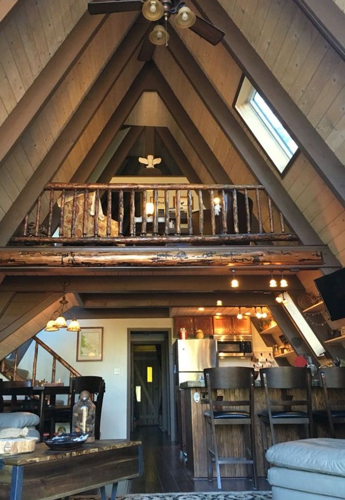 Don T Let This Clutter Happen A Frame House Plans A Frame House Tiny House Cabin