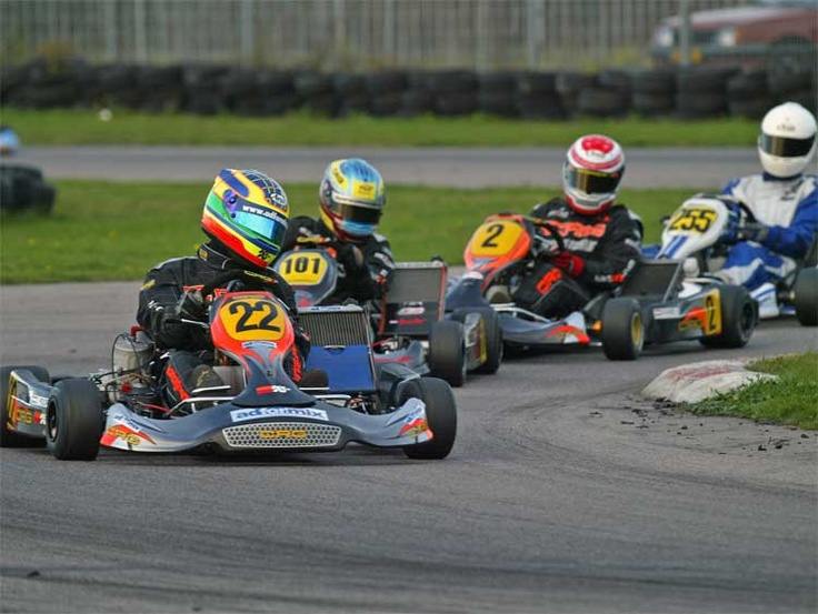 Holland Teen Gets Podium in Dutch KZ2 Class at Amsterdam Kart Race Track #knfilters