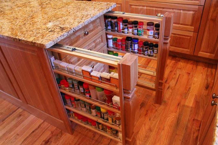 Slide Out Hidden Kitchen Compartments 8 Strangely Satisfying Hidden Kitchen Compartments