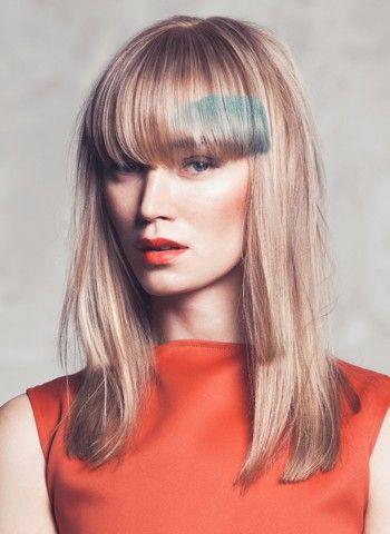 Hairworld.se frisyrbild 2017 - Frisyrbilder - Kvinnor mellan långt hår frisyrbild nummer 686
