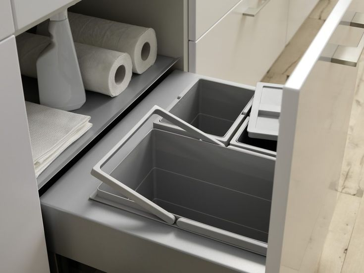 contemporary kitchen compost bins kitchen contemporary with recycle rectangular pull-