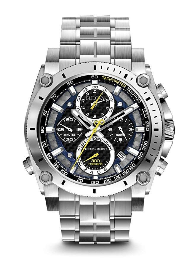 Image result for Bulova Men's 47mm Precisionist
