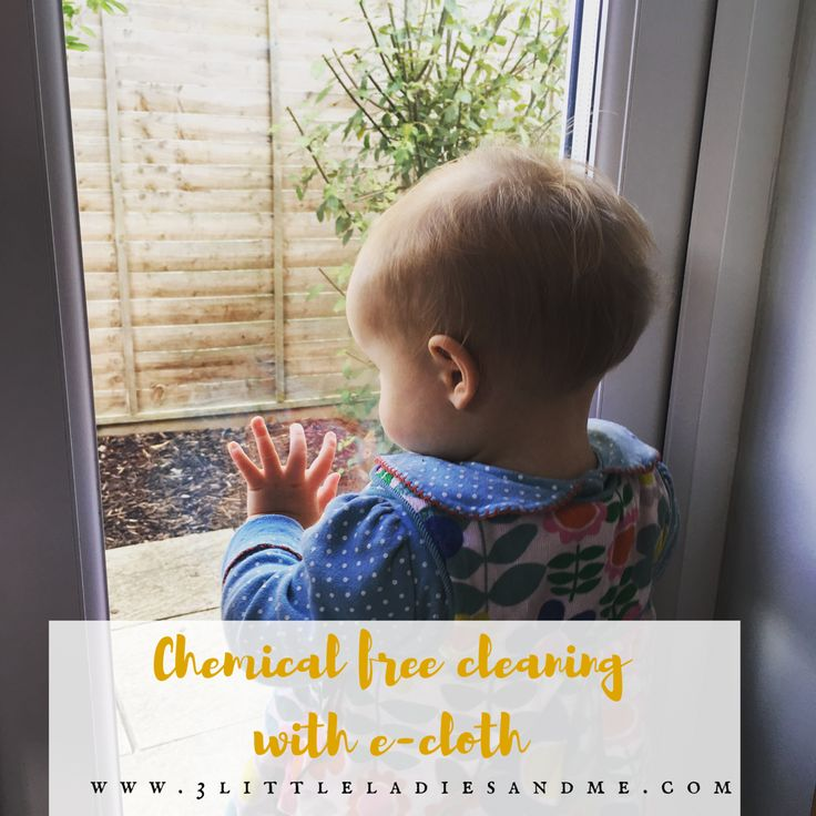 With 3 children there is also something that needs cleaning. E clothes remove dirt, grease and 99% bacteria using JUST WATER. I'm now able to clean completely chemical free, something that is really important to me if the girls are around. Best of all they are so effective, my patio doors have never been cleaner. Read our full review below:   http://www.3littleladiesandme.com/2016/11/chemical-free-cleaning-with-e-cloth.html