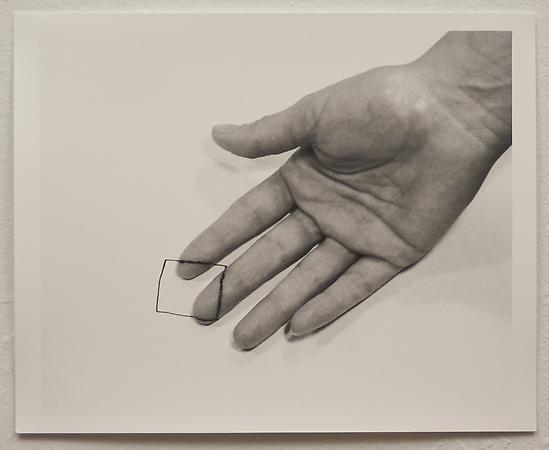 Liliana Porter, The Square IV, 1973