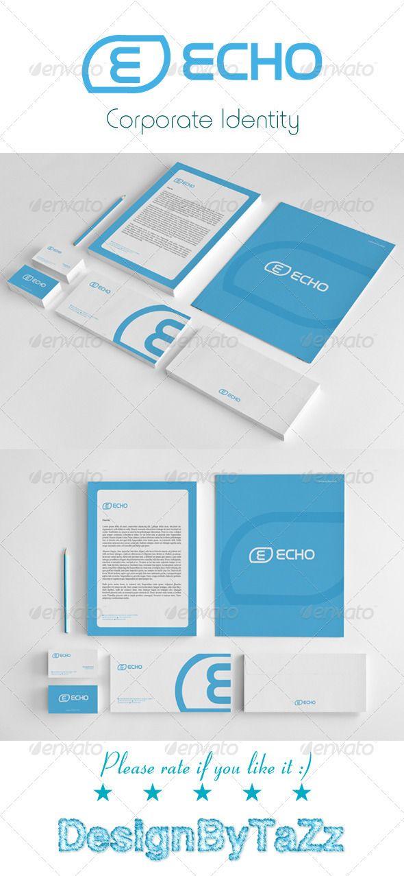 corporate identity & branding - #graphic #design