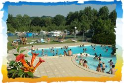 swimming pool campsite Hendaye Basque Country 64