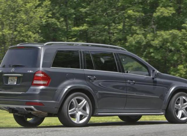 GL-Class (X164) Mercedes prices - http://autotras.com