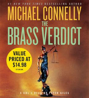 Captivated Reader: The Brass Verdict by Michael Connelly