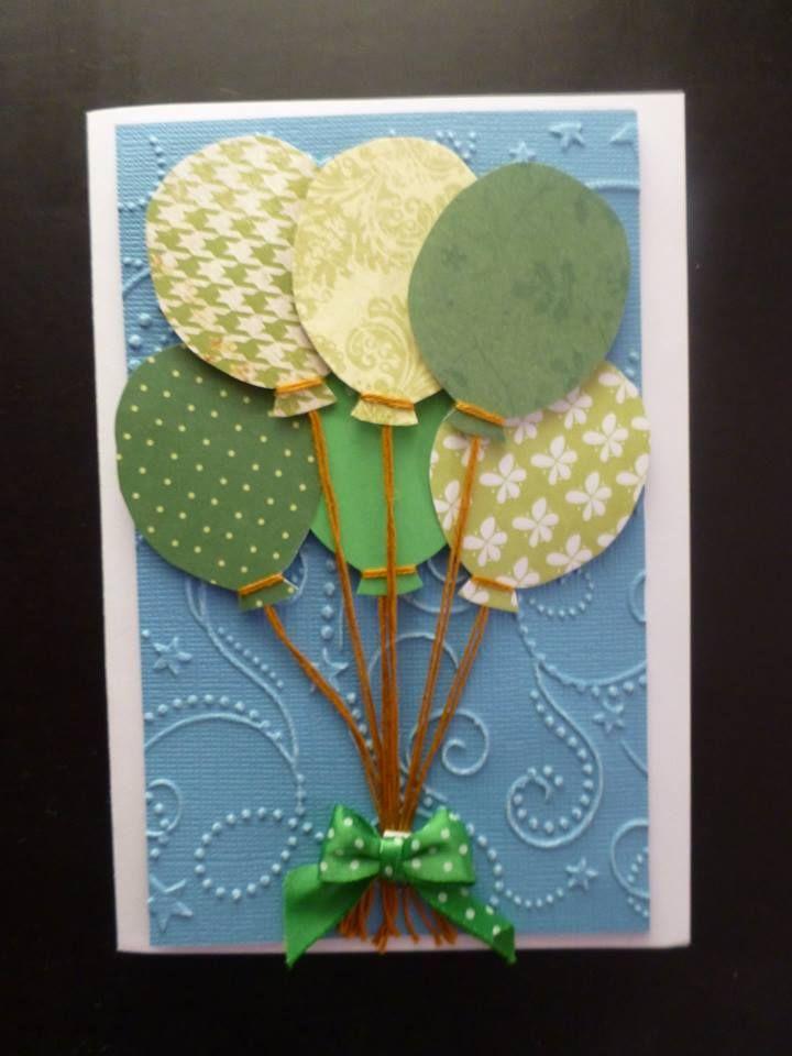 #birthdaz #card  #ballons