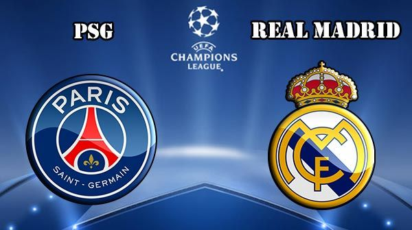PSG vs Real Madrid: Uefa Champions League prediction, start time, live, how to watch on TV/online ,Team News , Line up