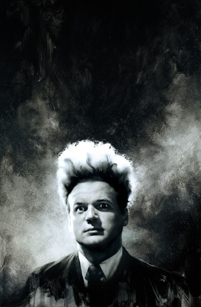 Eraserhead for The Criterion Collection.