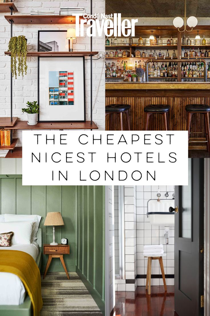 The best cheap hotels in London