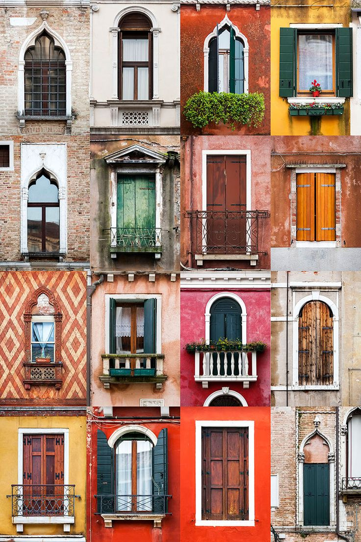How cool is this, i totally want to make a collage just like this. I mean how awesome would that be taking photos of doors or windows or signs then making an amazing collage like this one!!!!