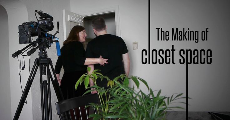 """Closet Space"" Short Film BTS 