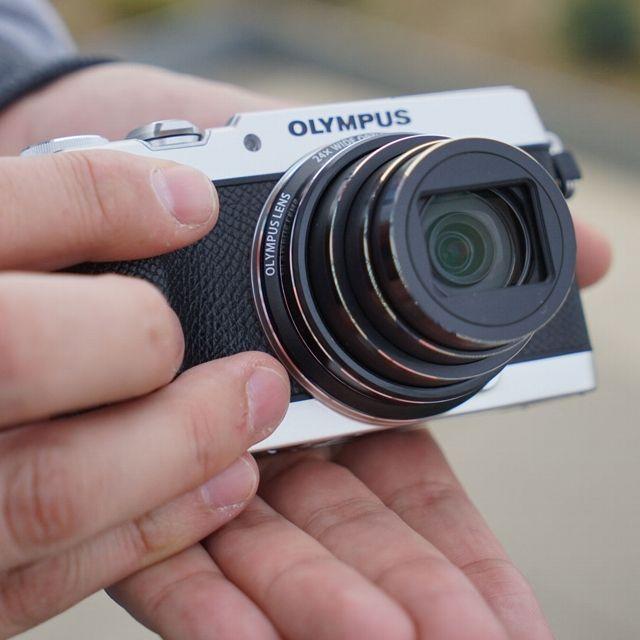 #Olympus Stylus SH-2