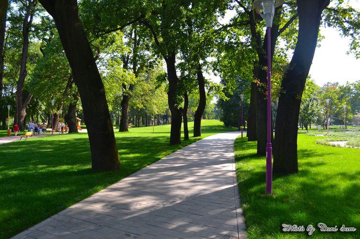 Parcul Ion Creanga Timisoara,Romania Ion Creanga Park , Timisoara,Roumanie