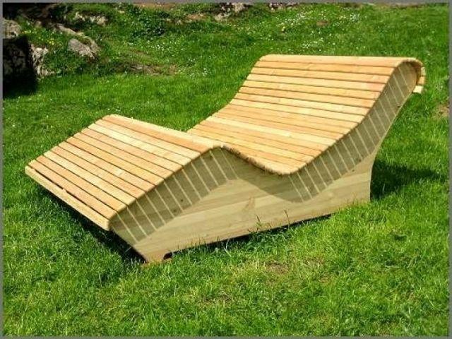 Gartenliege Holz Selber Bauen Ambiznes Com Reposeras De Madera