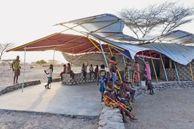 Image result for Selgascano, Centro educativo Konokono en Kenia
