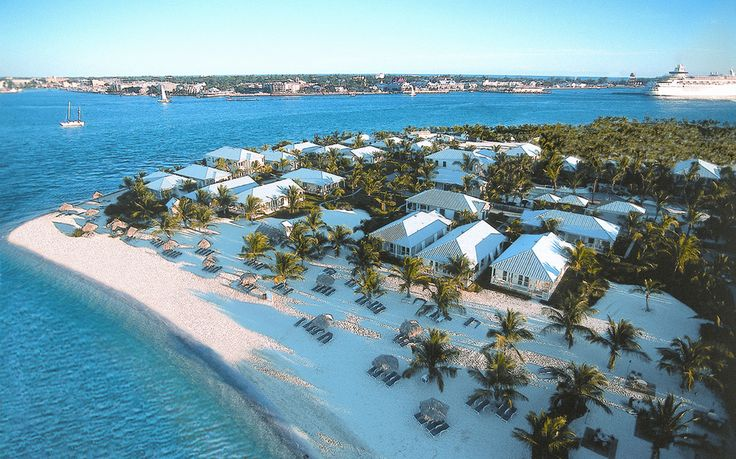 No. 6 (tie): Sunset Key Guest Cottages, Key West, FL - The World's Best-Designed Hotels | Travel + Leisure