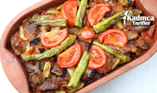 Şehzade Kebabı Tarifi | Kadınca Tarifler | Kolay ve Nefis Yemek Tarifleri Sitesi - Oktay Usta