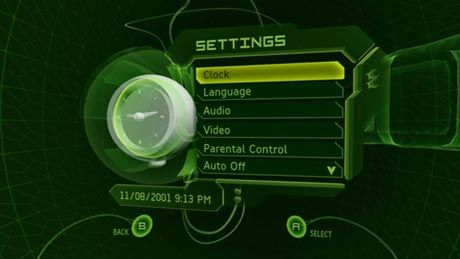 A Look at the Xbox Dashboard - Xbox