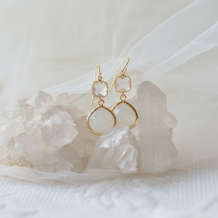 Clear Ice Bridal Drops – Bild