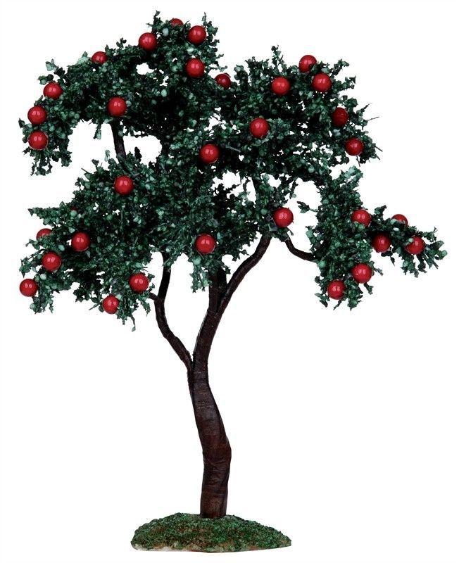 "Apple Tree B 9"""" - Lemax Christmas Village | eBay"