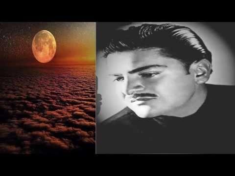 Jose Alfredo Jimenez -  Deja que salga la luna CON LETRA - YouTube