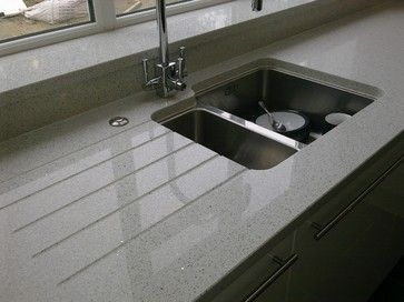 Silestone Stellar Blanco Quartz Dream Bathroom