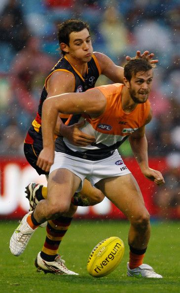 Taylor Walker from the Adelaide Crows  http://footyboys.com