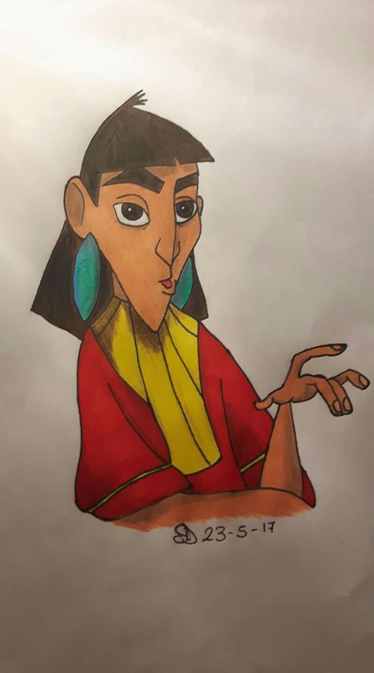 Kuzco.  -Le follie dell'imperatore.