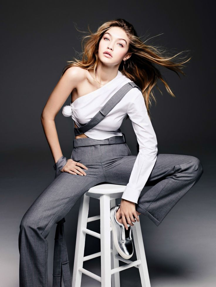Vogue China March 2016 Model: Gigi Hadid Photographer: Sølve Sundsbø