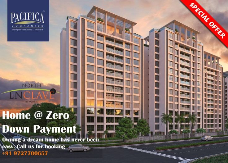 Zero down payment. Buy Home @ just Rs.25,000/m.Owning a dream home has never been easy.EMI available on booking amount. BOOK NOW http://goo.gl/pGrovi #ZeroDownPayment #ReflectionsbyPacifica #Ahmedabad