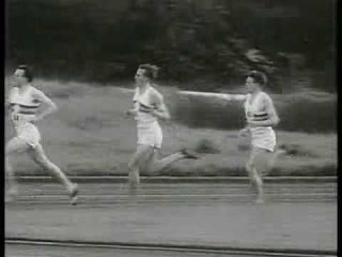 Four minute mile. Three words that struck fear into the hearts of runners, until Roger Bannister came along and obliterated the myth that this record was unattainable.
